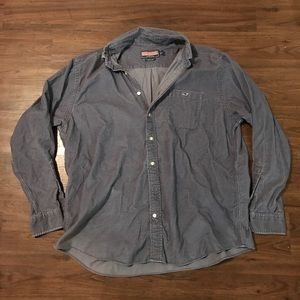 Vineyard Vines tucker shirt button up size XL
